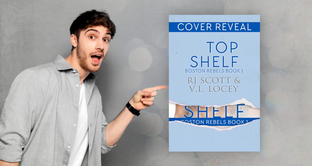 Top Shelf (Boston Rebels #1) – Cover Reveal & Competition