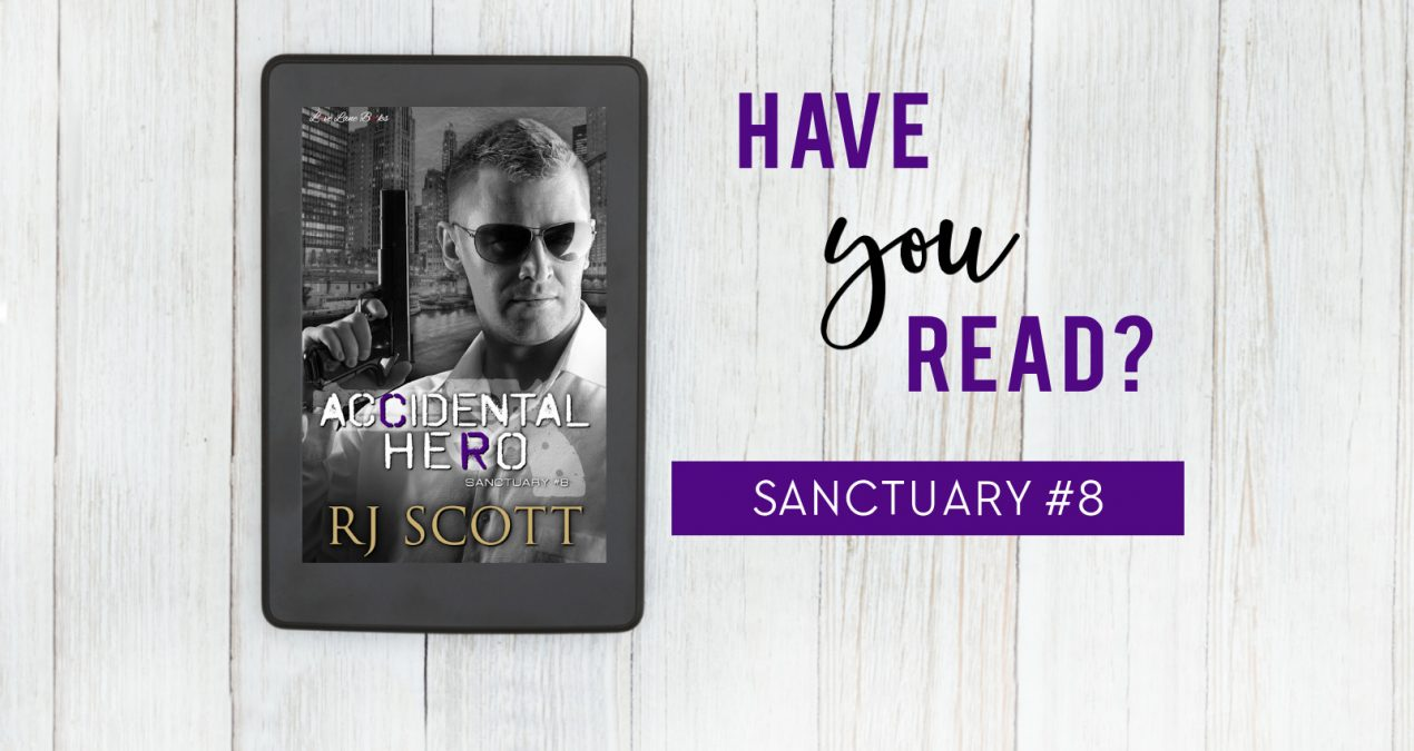 Have you read? – Accidental Hero (Sanctuary #8)