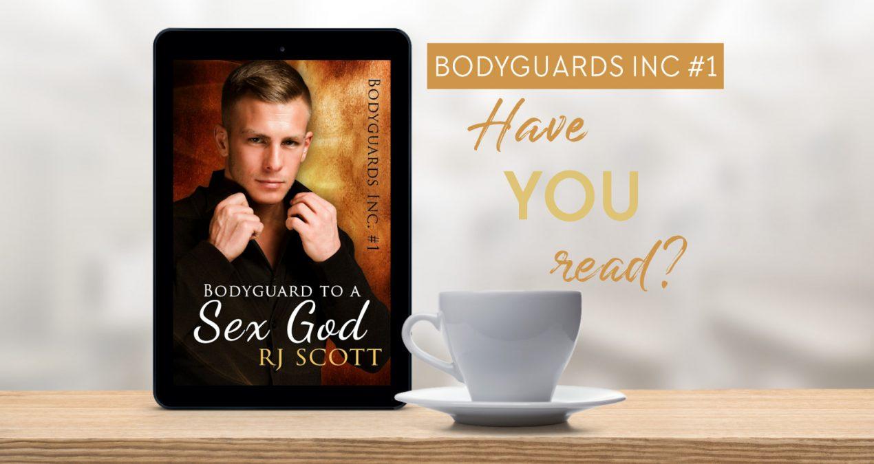 Have you read? – Bodyguard to a Sex God (Bodyguards Inc #1)