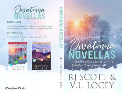 Owatonna Novellas RJ scott VL Locey MM Romance