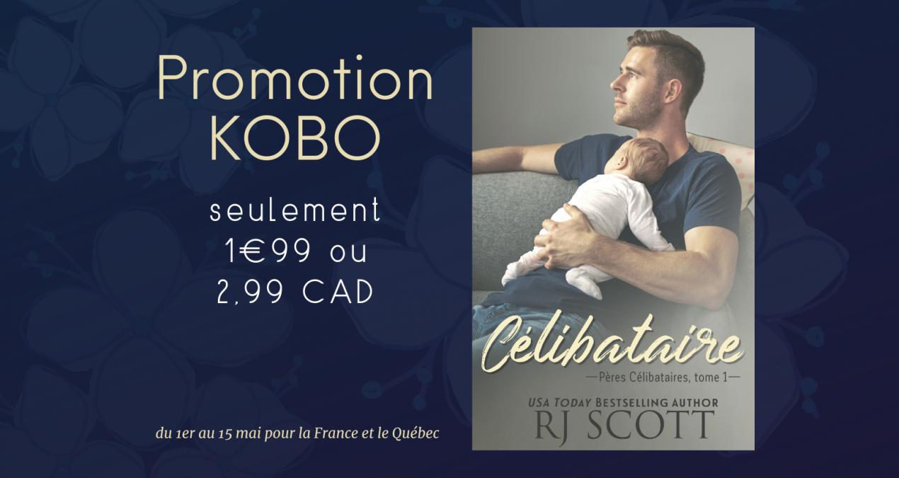 Promotion KOBO – du 1er au 15 mai pour la France et le Québec