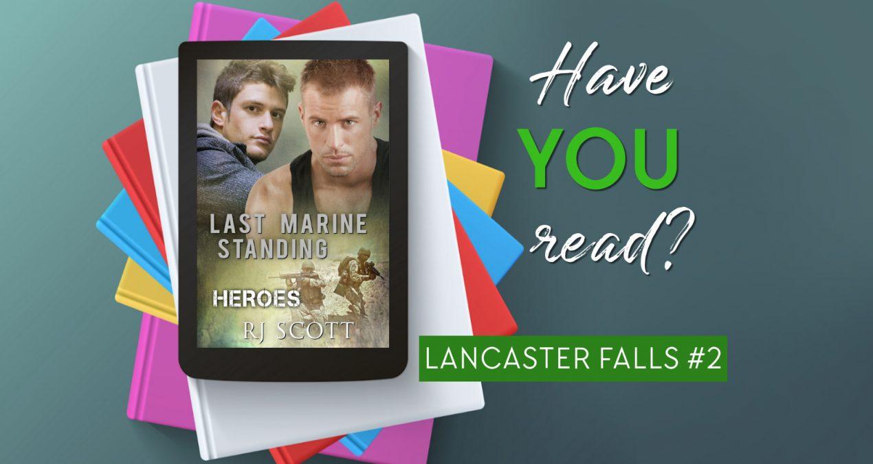 Have you read? – Last Marine Standing (Heroes #2)