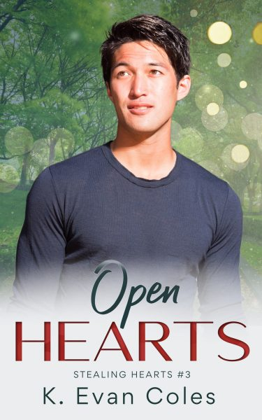 K Evan Coles MM Romance Author RJ Scott