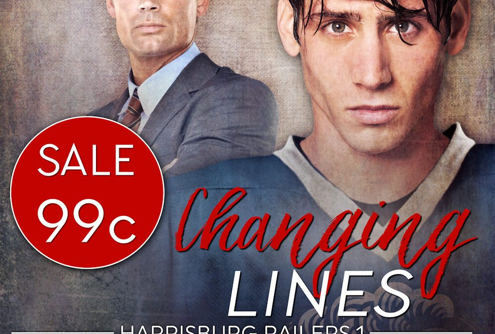 Changing Lines is only 99c 13-23 August – Amazon / KU