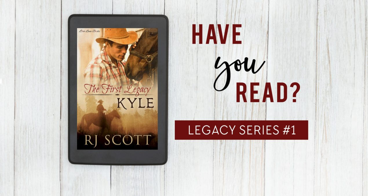 Have you read? – Kyle (Legacy #1)