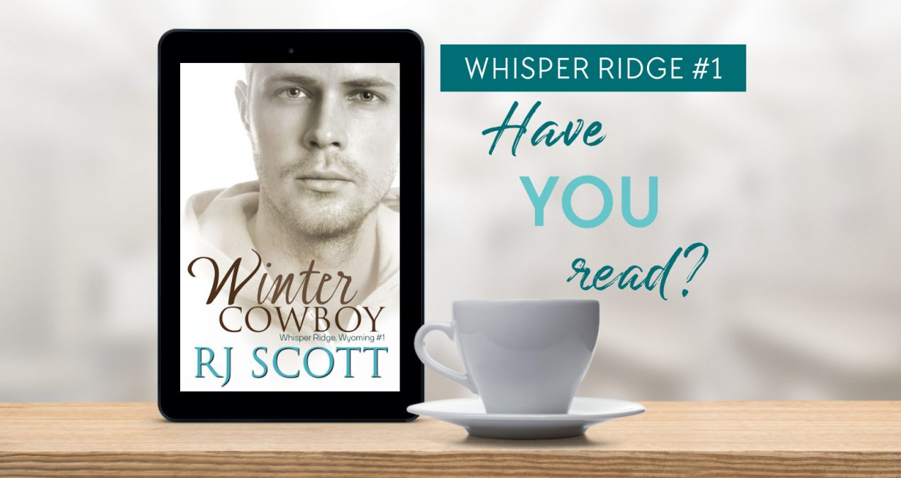 Have you read? – Winter Cowboy (Wyoming #1)