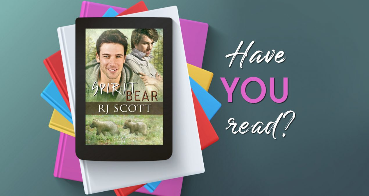 Have you read? – Spirit Bear