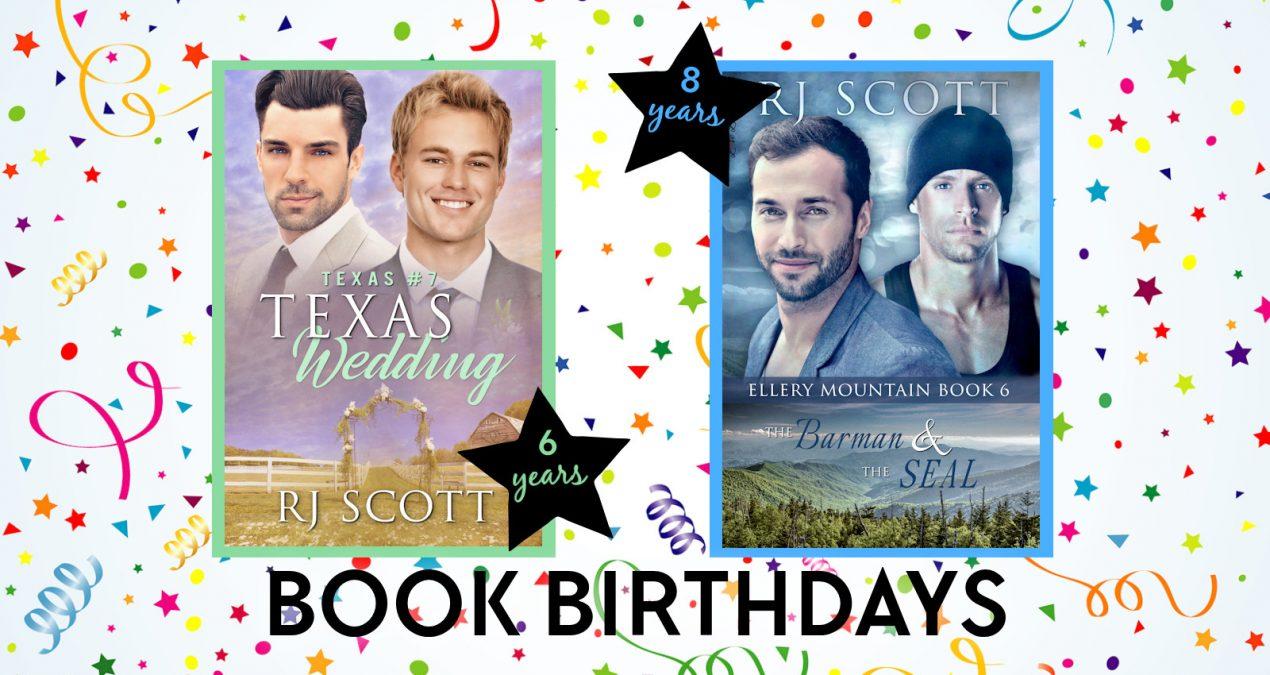 Book Birthdays – September