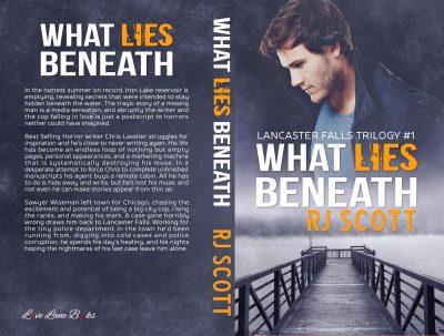 Lancaster Falls 1 paperback RJ Scott MM Romance Author