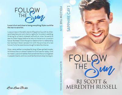 Sapphire Cay 1 paperback RJ Scott MM Romance Author