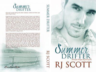 Wyoming 2 paperback RJ Scott MM Romance Author