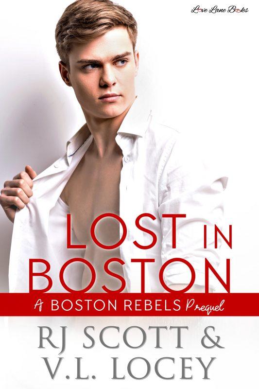 Lost in Boston (Free Prequel Novella)